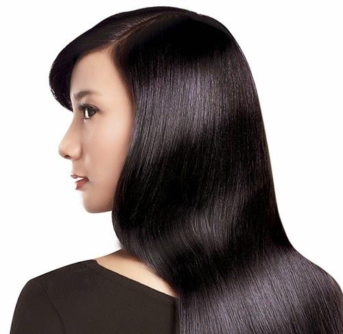 Nhuộm tóc đen bằng phương pháp tự nhiên dễ thực hiện ở nhà