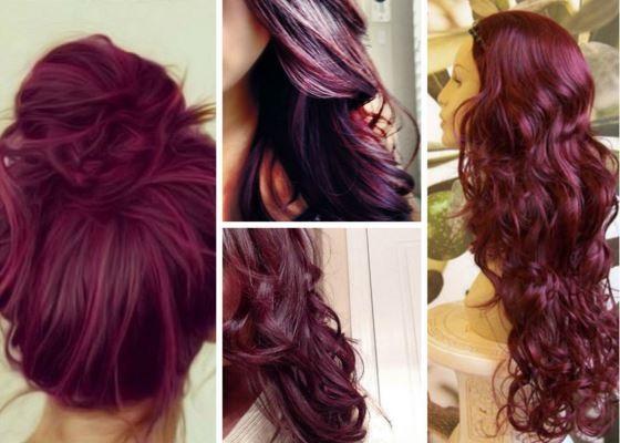 Nhuộm tóc tự nhiên bằng củ dền