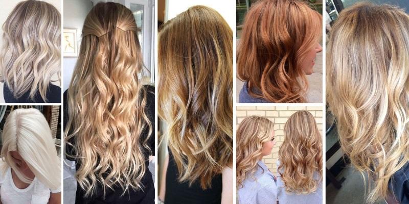 Nhuộm tóc vàng tự nhiêu với nguyên liệu đơn giản tại nhà cho bạn nhiều tông màu khác nhau