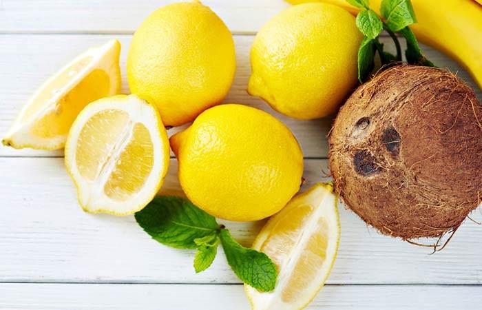 Nhuộm tóc màu vàng tự nhiên đơn giản, hiệu quả với nước cốt chanh và dầu dừa
