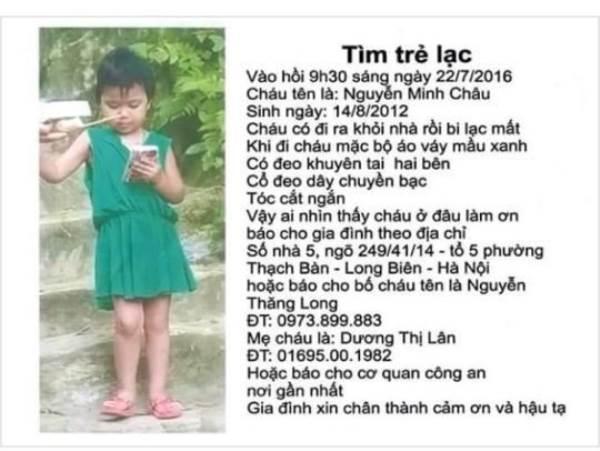 Nước mắt đôi vợ chồng có con gái 4 tuổi mất tích: Tết này con ở đâu, có được mua quần áo đẹp không? - Ảnh 5