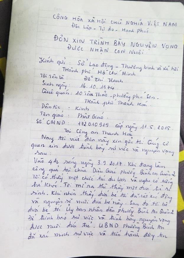 Cháu bé bị bỏ rơi ở cổng chùa: Nỗi buồn đau của chị giúp việc nghèo trước nguy cơ không được quyền nuôi trẻ sau 3 tháng cưu mang - Ảnh 6
