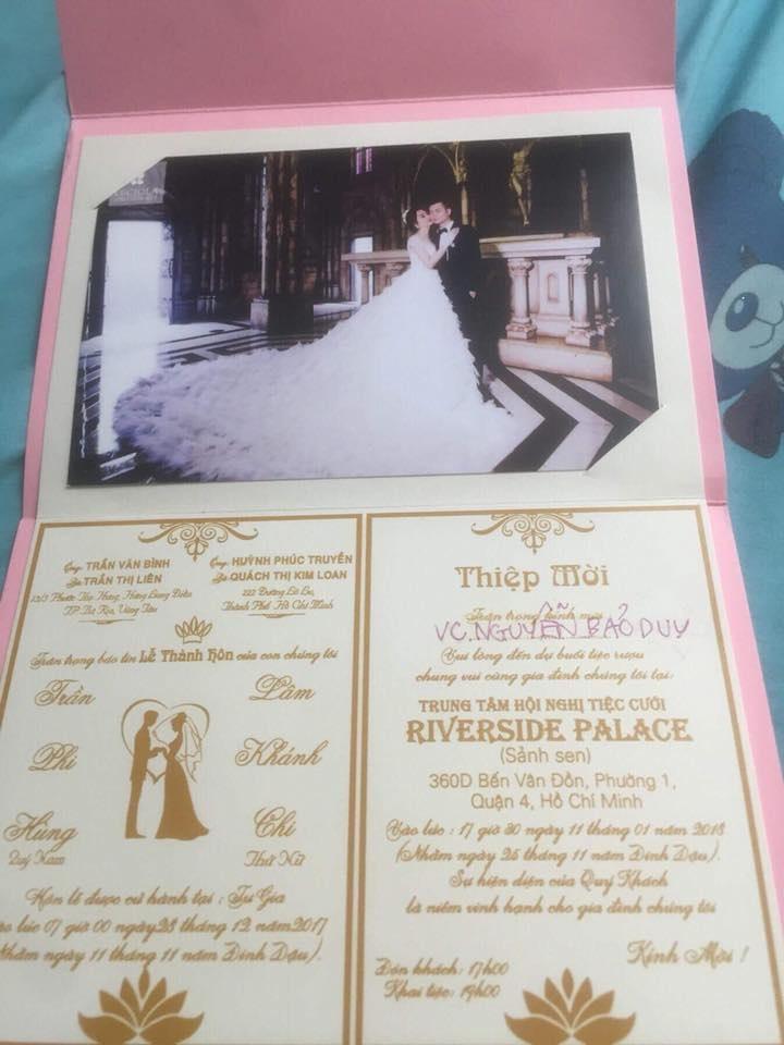 Sốc: Đám cưới cổ tích của Lâm Khánh Chi sẽ có phần đi trên thảm đỏ và được trực tiếp toàn cầu - Ảnh 2