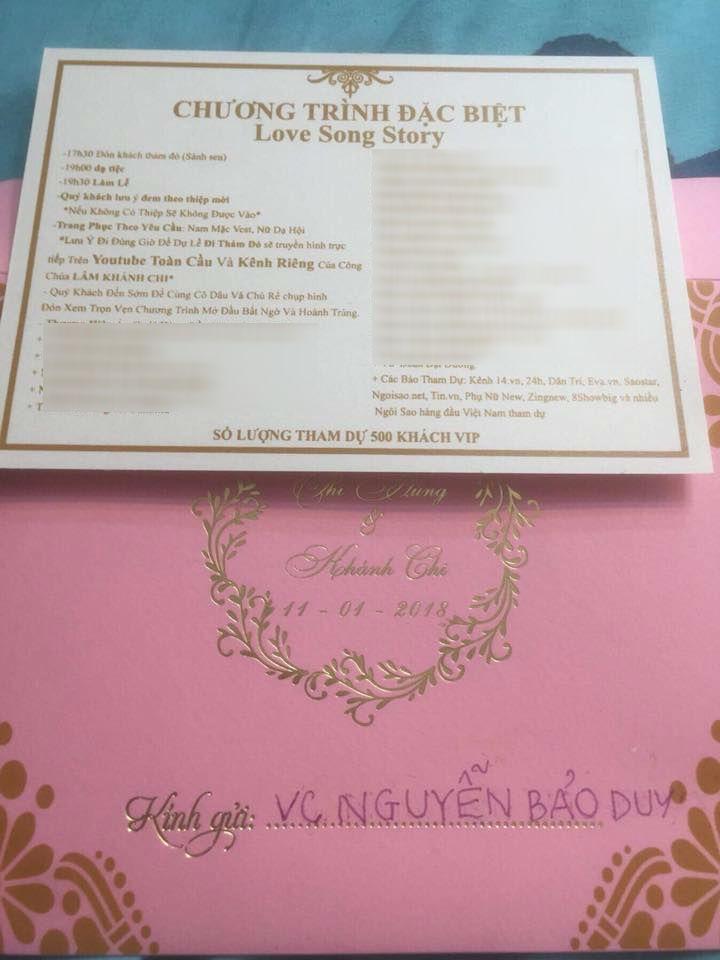 Sốc: Đám cưới cổ tích của Lâm Khánh Chi sẽ có phần đi trên thảm đỏ và được trực tiếp toàn cầu - Ảnh 3