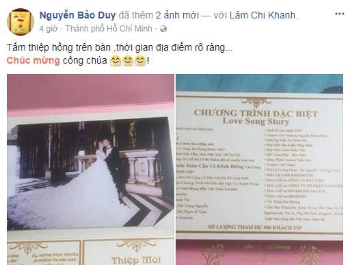Sốc: Đám cưới cổ tích của Lâm Khánh Chi sẽ có phần đi trên thảm đỏ và được trực tiếp toàn cầu - Ảnh 1