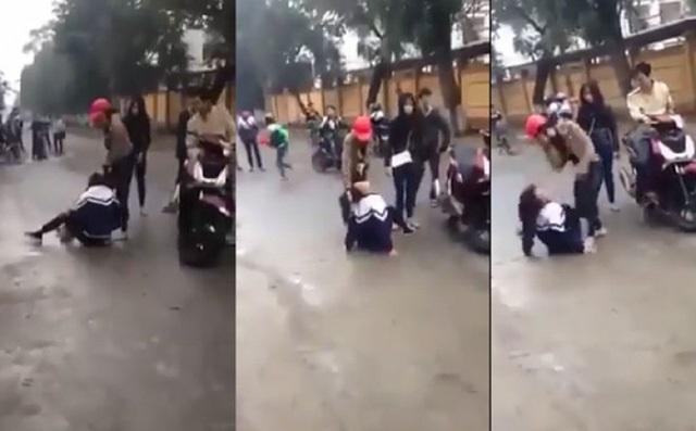 Nữ sinh lột đồ, đánh nhau trên phố từ bao giờ đã trở thành 'chuyện thường ngày ở huyện' ? - Ảnh 6