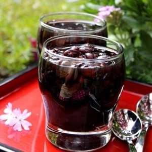 Nước đỗ đen rang mát, bổ dưỡng, dễ uống, thơm ngon