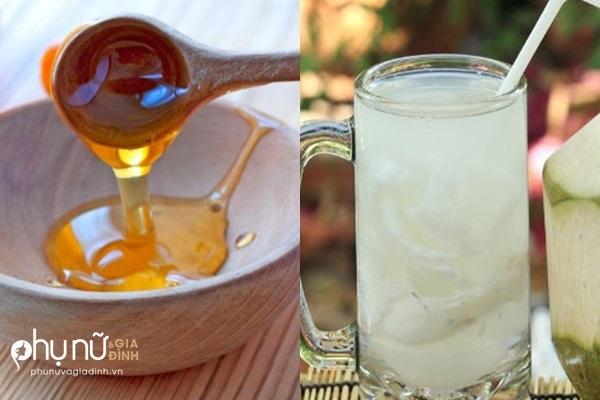 Uống 1 li nước dừa mật ong mỗi sáng, bạn sẽ sốc khi thấy điều xảy ra sau 1 tuần - Ảnh 1