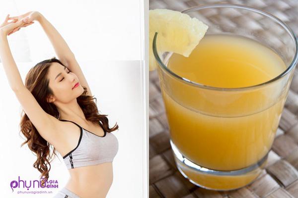 Uống li nước này mỗi sáng trong 1 tuần, bạn sẽ sốc khi nhìn vào gương - Ảnh 1