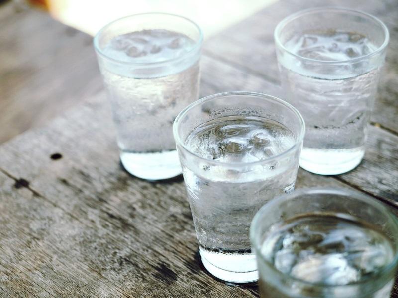 Bí quyết giảm cân cấp tốc với nước đá lạnh