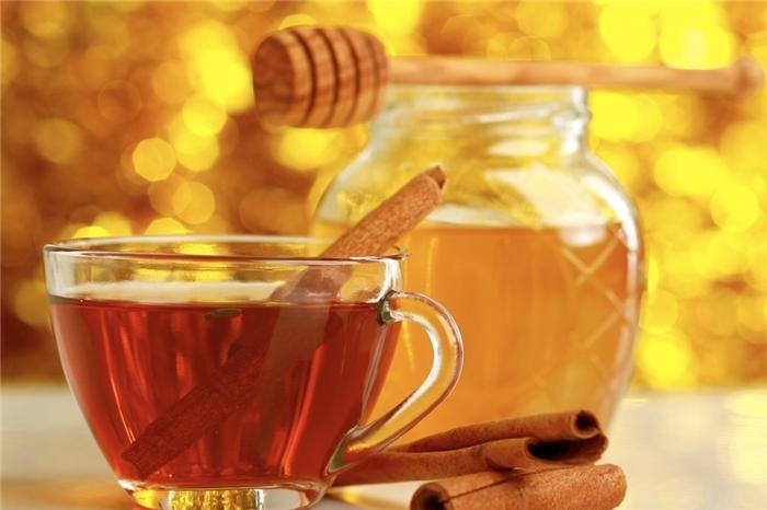 Trà quế mật ong, nước uống giảm cân sau sinh dễ làm