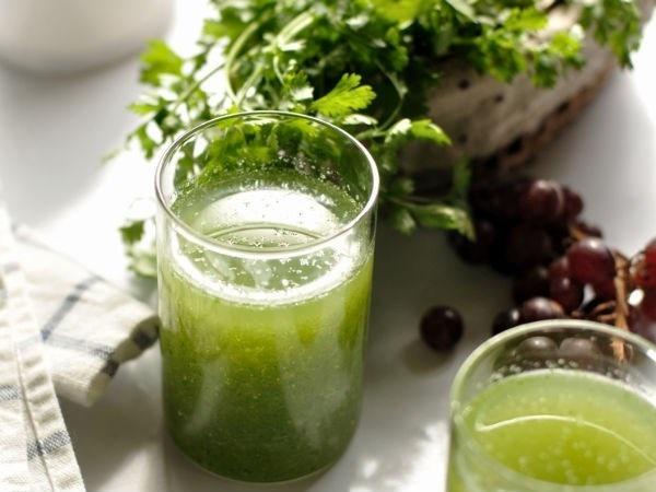 Nước giảm cân từ rau mùi diệt gọn 5kg trong 7 ngày - Ảnh 3