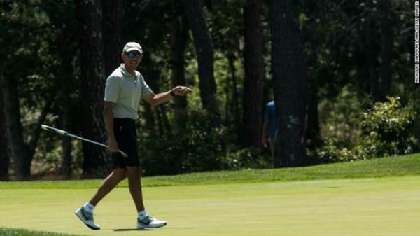 Cuộc sống 'hậu Nhà Trắng' của gia đình Obama - Ảnh 4