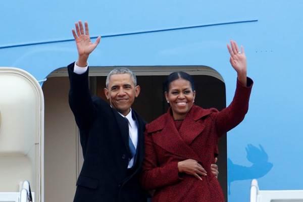 Cuộc sống 'hậu Nhà Trắng' của gia đình Obama - Ảnh 1