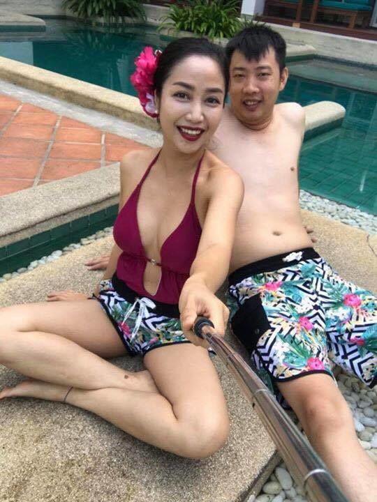 'Trốn con' đi kỷ niệm 9 năm ngày cưới, Ốc Thanh Vân và chồng khiến chị em trầm trồ khi vẫn lãng mạn, ngọt ngào như thuở mới yêu - Ảnh 6