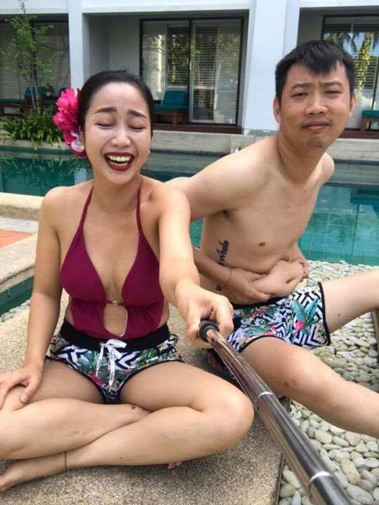 'Trốn con' đi kỷ niệm 9 năm ngày cưới, Ốc Thanh Vân và chồng khiến chị em trầm trồ khi vẫn lãng mạn, ngọt ngào như thuở mới yêu - Ảnh 7