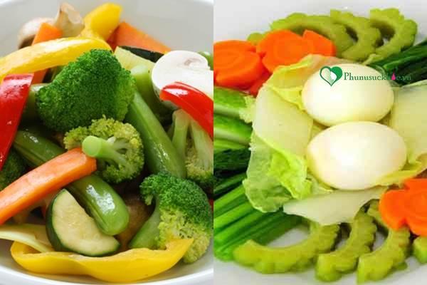 Ăn rau giảm cân như thế nào để có kết quả tốt nhất? - Ảnh 2