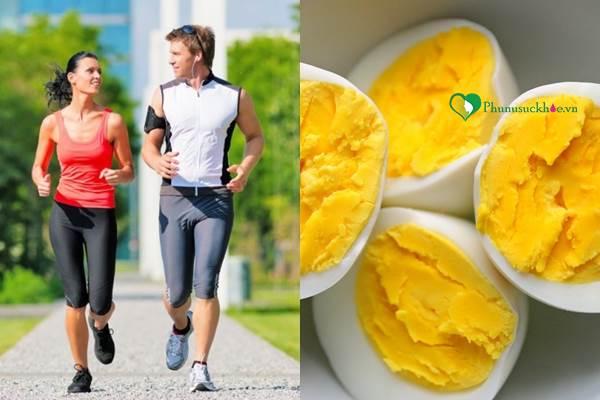 Những điều lưu ý khi dùng cách giảm cân bằng trứng - Ảnh 2