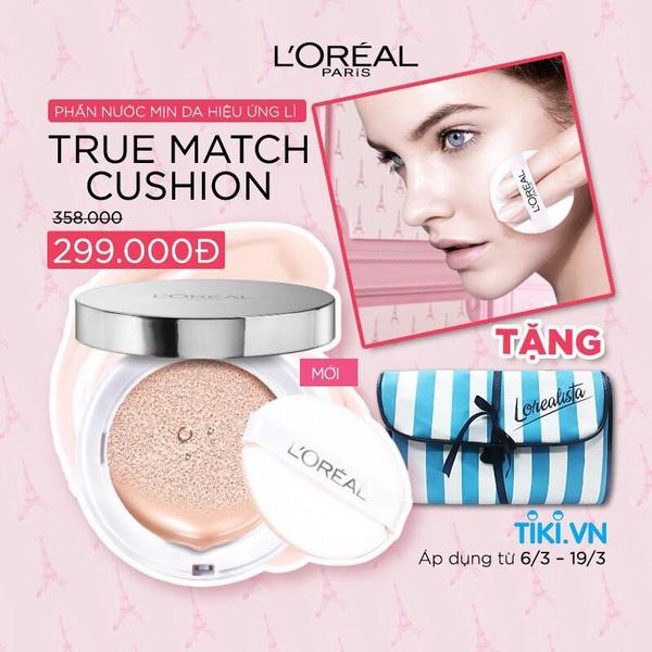 Từ 02/03 - 21/03/2017, Guardian Vietnam giảm giá 20% bộ sản phẩm makeup đẹp rạng ngời - Ảnh 1
