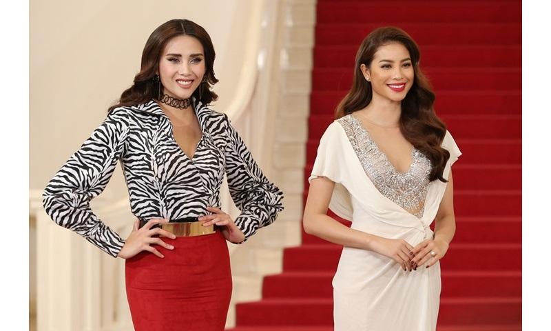 Hoa hậu Hoàn vũ Việt Nam 2017: Cuộc thi sắc đẹp ồn ào nhất từ khi mới khởi động - Ảnh 3
