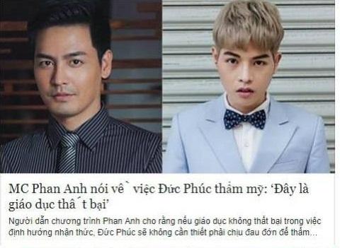 Bị chỉ trích là người hai mặt, MC Phan Anh đanh thép đáp trả - Ảnh 2