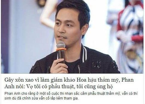 Bị chỉ trích là người hai mặt, MC Phan Anh đanh thép đáp trả - Ảnh 1