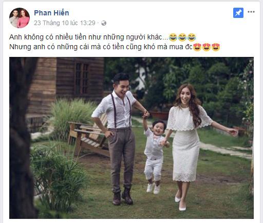 Kém tuổi Khánh Thi lại không có nhiều tiền, Phan Hiển cao tay nói đúng 1 câu khiến bà xã phải 'câm nín'  - Ảnh 1
