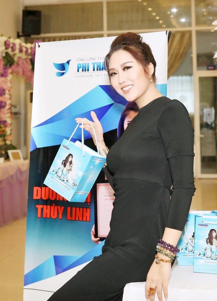 Phi Thanh Vân tuyên bố có chiến lược vừa giữ hình ảnh sao hạng A vừa thành công trong kinh doanh - Ảnh 2