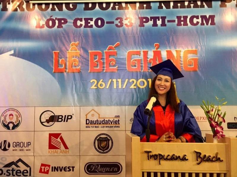 Phi Thanh Vân tuyên bố có chiến lược vừa giữ hình ảnh sao hạng A vừa thành công trong kinh doanh - Ảnh 1