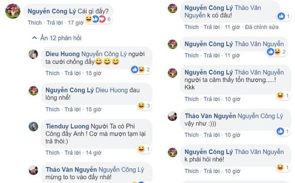 Thảo Vân tung 'ảnh cưới' với phi công trẻ, chồng cũ Công Lý bình luận khiến ai cũng bất ngờ - Ảnh 5