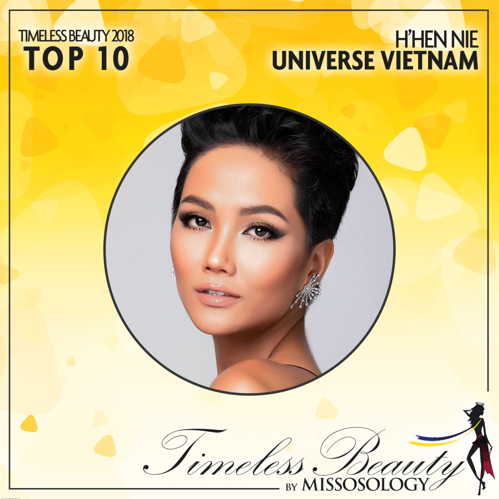H'Hen Niê, Phương Khánh 'nắm tay' vào Top 10 mỹ nhân đẹp nhất thế giới năm 2018 - Ảnh 1