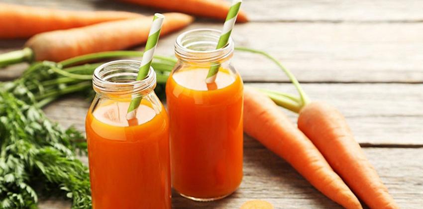 Nước ép cà rốt mang đến nhiều lợi ích cho làn da hơn bất kỳ loại mỹ phẩm nào