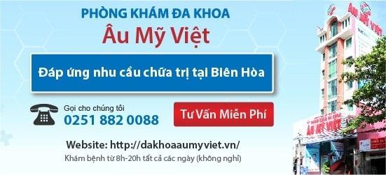 Phòng khám đa khoa Âu Mỹ Việt đáp ứng nhu cầu chữa trị tại Biên Hòa - Ảnh 1