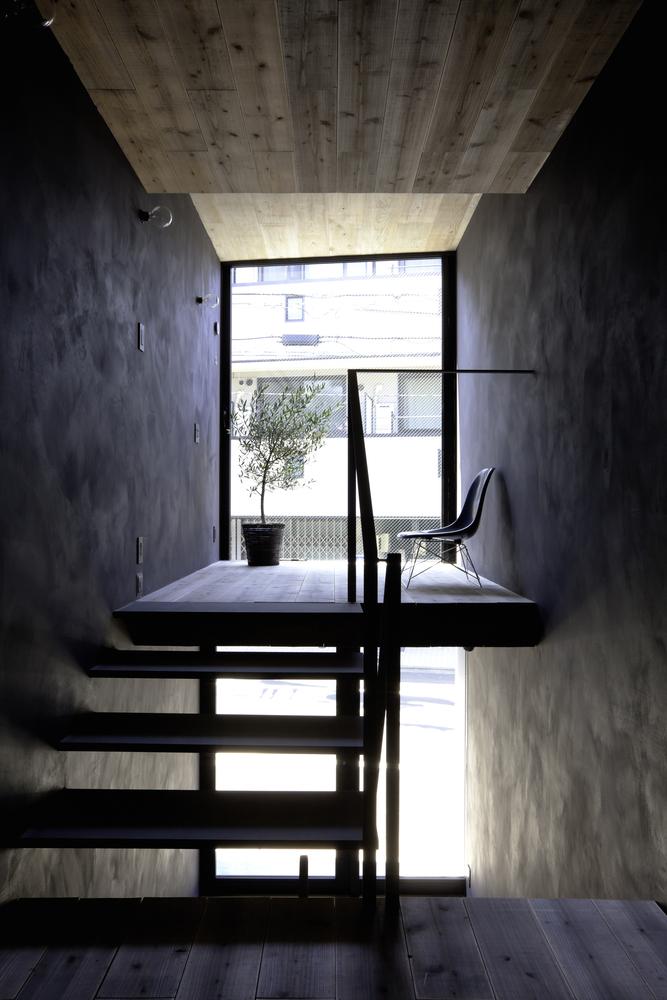 """""""Nhà 1,8m"""" với thiết kế thông thoáng ở Nhật Bản - Ảnh 7"""