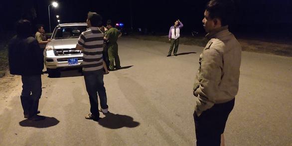 Việt kiều bị tạt axit rồi cắt gân chân: 'Kẻ ác ra tay rất nhanh' - Ảnh 2
