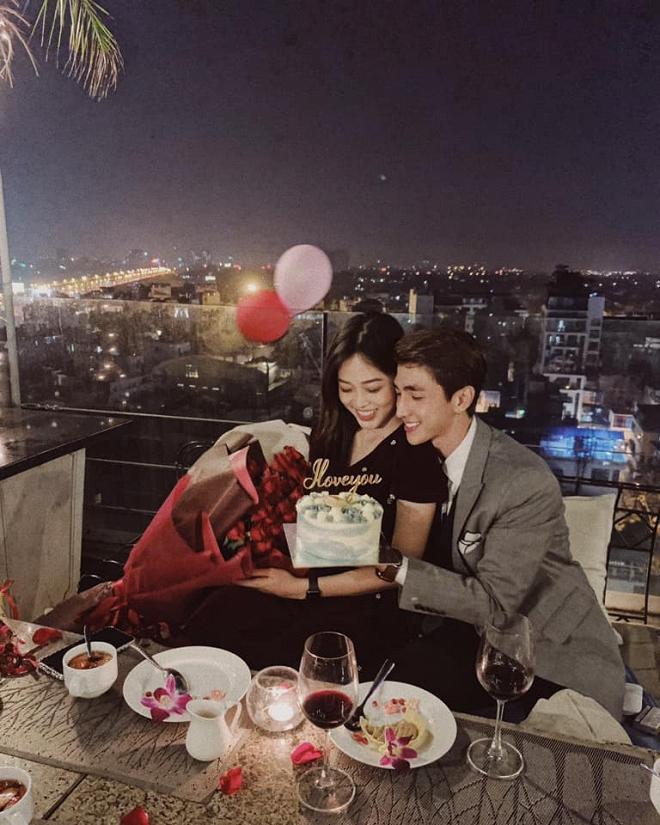 Trước tin đồn đi chụp ảnh cưới với bạn trai Bình An, Á hậu Phương Nga nói gì? - Ảnh 1