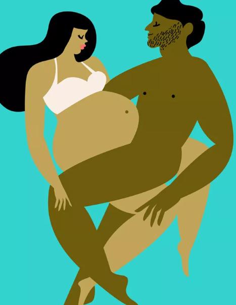 Bác sĩ trả lời: Bà bầu mang thai tháng thứ 6 có nên quan hệ không? - Ảnh 3