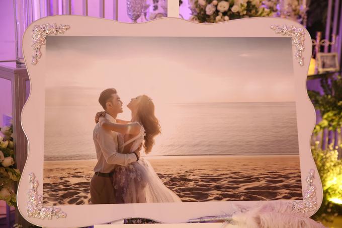 Livestream: Ưng Hoàng Phúc - Kim Cương rạng rỡ đón khách mời đến đám cưới - Ảnh 5
