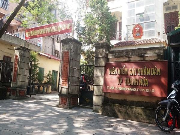 Vụ Đại tá công an bị tố chạy án, Viện trưởng VKSND TP Thanh Hóa lên tiếng - Ảnh 1