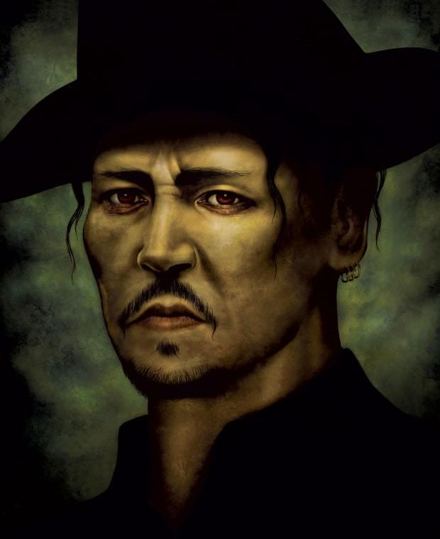 Johnny Depp trải lòng về thời gian đen tối, suy sụp đến mức muốn tự tử - Ảnh 1