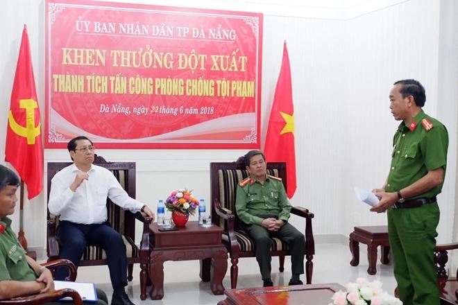 Lời khai rùng rợn của vợ chồng giết người trói xác phi tang xuống vịnh Mân Quang - Ảnh 1