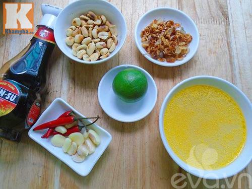 Phở gà trộn đơn giản cho bữa sáng - Ảnh 2