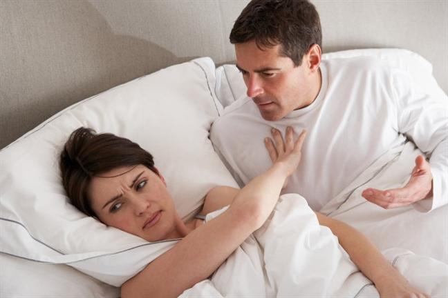 Ngại gần gũi vì chồng ở bẩn - Ảnh 1