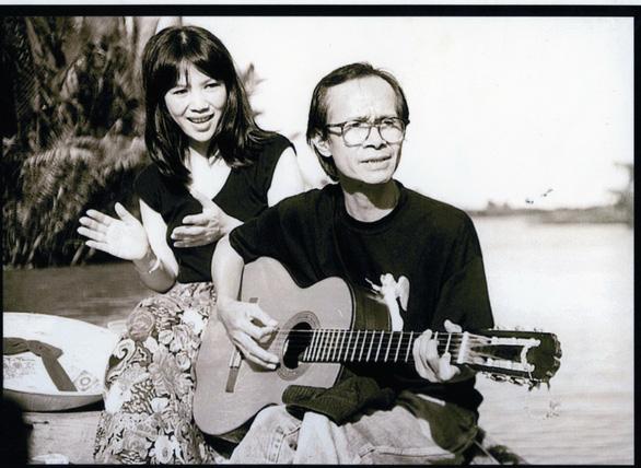 Google vinh danh nhạc sĩ Trịnh Công Sơn với biểu tượng Doodle - Ảnh 2