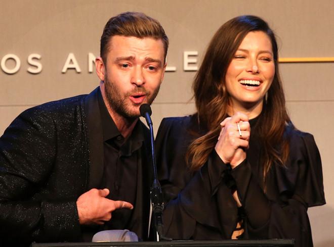 Justin Timberlake kể lần đầu gặp vợ: