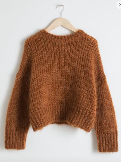 Những mẫu áo len đẹp cho mùa thu đông 2018 - Ảnh 2