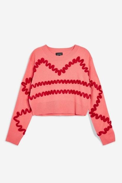 Những mẫu áo len đẹp cho mùa thu đông 2018 - Ảnh 6