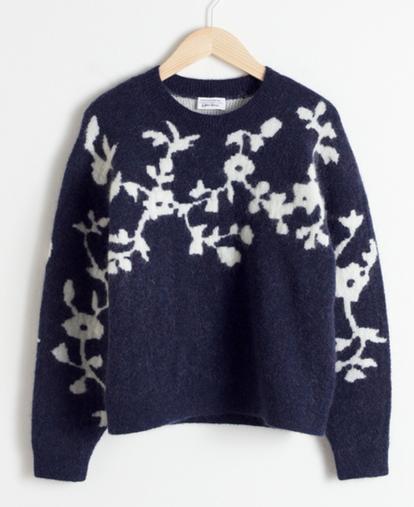 Những mẫu áo len đẹp cho mùa thu đông 2018 - Ảnh 7
