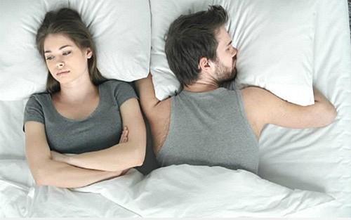 Cảm giác hưng phấn sẽ giúp đàn ông dễ đi vào giấc ngủ