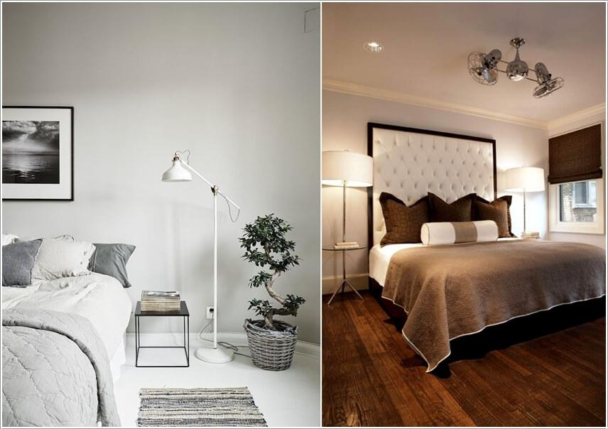 Ý tưởng thiết kế ánh sáng cho không gian phòng ngủ - Ảnh 9
